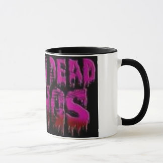 Lebende tote Sachen Coffe Tasse