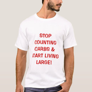 Lebendes großes! T-Shirt