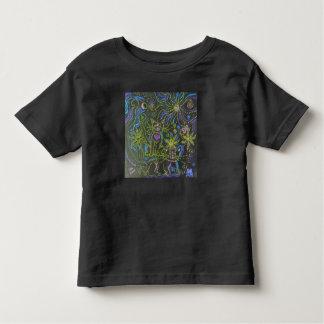 Lebendig Kleinkind T-shirt