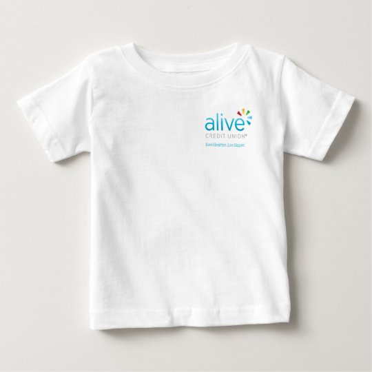 Lebendiger CU Baby-T - Shirt