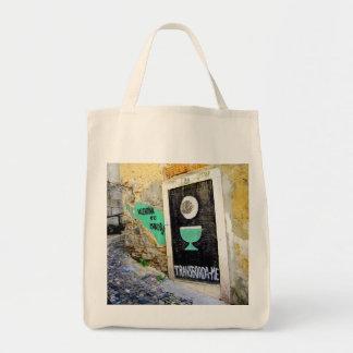 Lebensmittelgeschäft-Taschen-Tasche LISSABONS Einkaufstasche