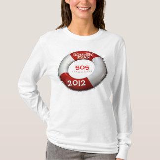 Lebensretter-T - Shirt 2012 PAS- Romney Ryan