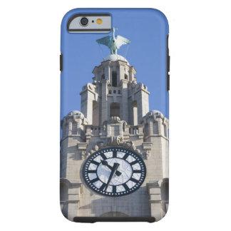 Leber-Gebäude, Cunard Gebäude, Liverpool, Tough iPhone 6 Hülle