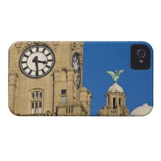 Leber-Gebäude, Liverpool, Merseyside, England iPhone 4 Cover