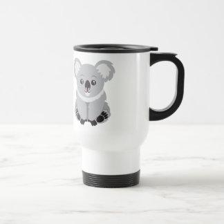 Lebhafter Koala-Bär Reisebecher