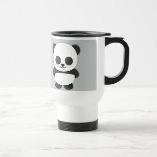 Lebhafter Panda-Bär Reisebecher