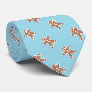 Lebkuchen-Mann Personalisierte Krawatte