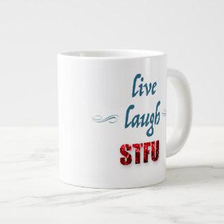 Lebt Lachen… Tasse