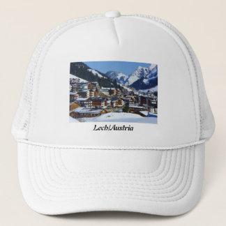Lech im Österreich-Andenken-Hut Truckerkappe