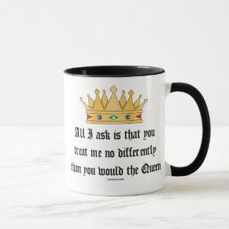 Leckerei ich wie die Königin-Tasse Tasse