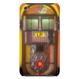 Lecteur de musique vintage de juke-box étuis barely there iPod