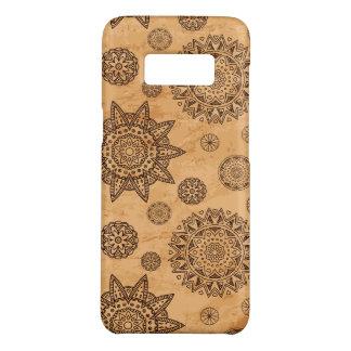 Lederne Muster-Samsung-Galaxie S8, Telefon-Kasten Case-Mate Samsung Galaxy S8 Hülle