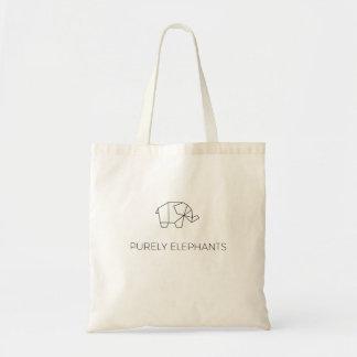 Lediglich Elefant-Taschen-Tasche Tragetasche