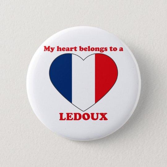 Ledoux Runder Button 5,1 Cm
