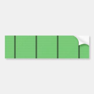 Leere grüne Beschaffenheits-Schablone DIY addieren Autoaufkleber