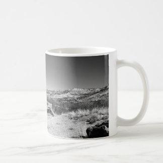 Leere Schönheit Kaffeetasse