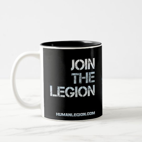 Leexin-Legions-Tasse Zweifarbige Tasse