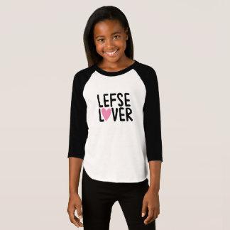 Lefse Liebhaber-Shirt T-Shirt