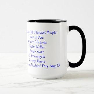 Lefties-nur Kaffee-Tasse Tasse