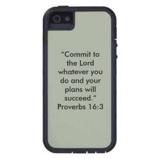 """""""Legen Sie am Lord"""" Iphone 5/5S und Se-Handy fest iPhone 5 Etui"""