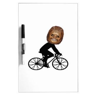 Legendärer Radfahrer Memoboard
