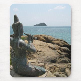 Légende de Sudsakorn… Sattahip, Thaïlande Tapis De Souris
