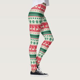 Leggings leggins de Noël