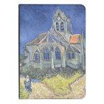 L'église à l'Auvers-sur-Oise Coque Pour Kindle