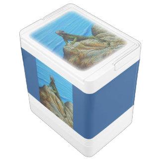 Leguan Igloo Kühlbox