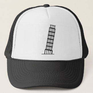 Lehnender Turm von Pisa Truckerkappe