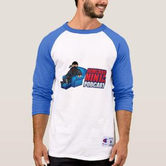 Lehnsessel Ninja 3/4 Hülseraglan-T - Shirt