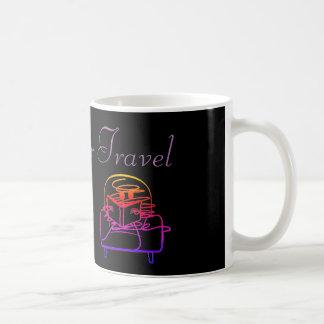 Lehnsessel-Reise Tasse