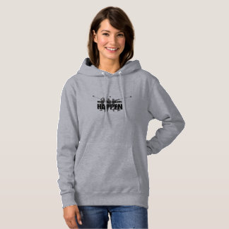 Leichtathletik-Hammer-SpritzringHoodie Hoodie
