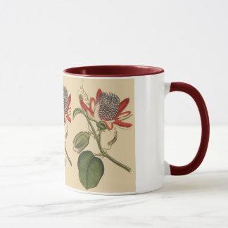 Leidenschafts-Blume Tasse
