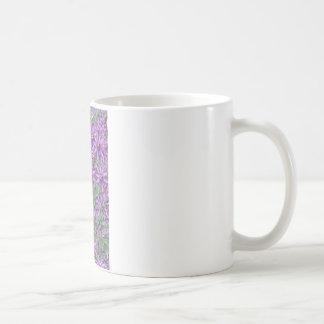 Leidenschafts-Blumen-Explosion Kaffeetasse
