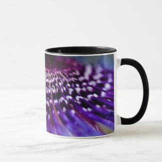 Leidenschafts-Blumen-Kaffee-Tasse Tasse