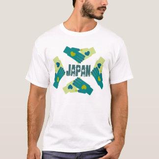 Leihen Sie Ihr Herz und übergibt T-Shirt