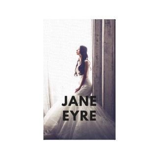 Leinwand Janes Eyre auf Wand (klassische Ausgabe)