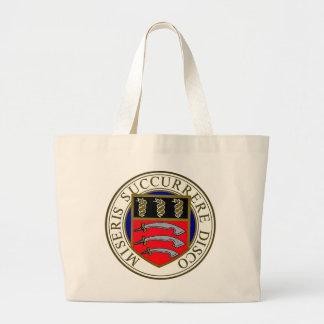 Leinwand-Tasche - das Middlesex-Krankenhaus Jumbo Stoffbeutel