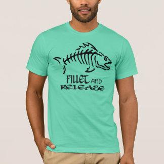 LEISTE UND FREIGABE T-Shirt