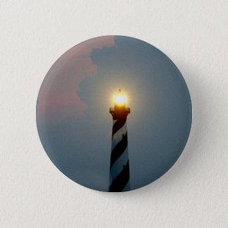 Leitendes Licht Runder Button 5,7 Cm