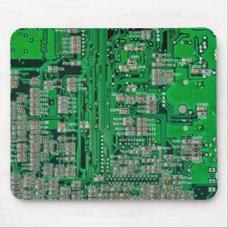Leiterplatte Mousepad