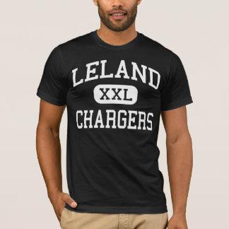 Leland - Ladegeräte - hoch - San Jose Kalifornien T-Shirt