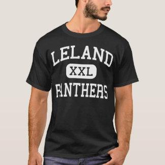 Leland - Panther - Highschool - Leland Illinois T-Shirt