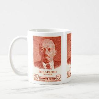 Lenin-Rot Kaffeetasse