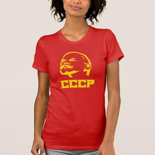Lenin und CCCP T-Shirt