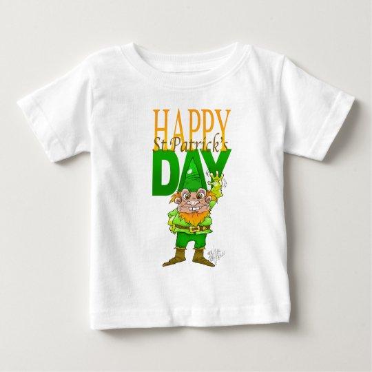 Lenny die Koboldillustration, auf einem T-Shirt