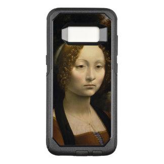 Leonardo da Vinci Ginevra de Benci OtterBox Commuter Samsung Galaxy S8 Hülle