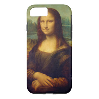 Leonardo da Vinci, Mona Lisa Malerei iPhone 8/7 Hülle