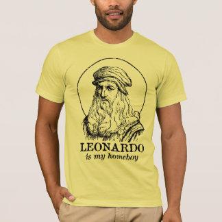 LEONARDO ist mein Homeboy T-Shirt
